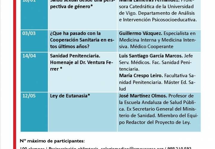 Curso de Conocimiento y Transversalidad en Medicina