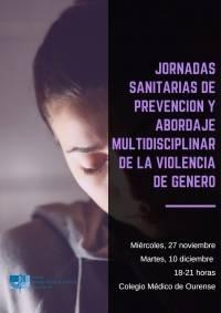 Jornadas Sanitarias de Prevención y Abordaje Multidisciplinar de la Violencia de Género