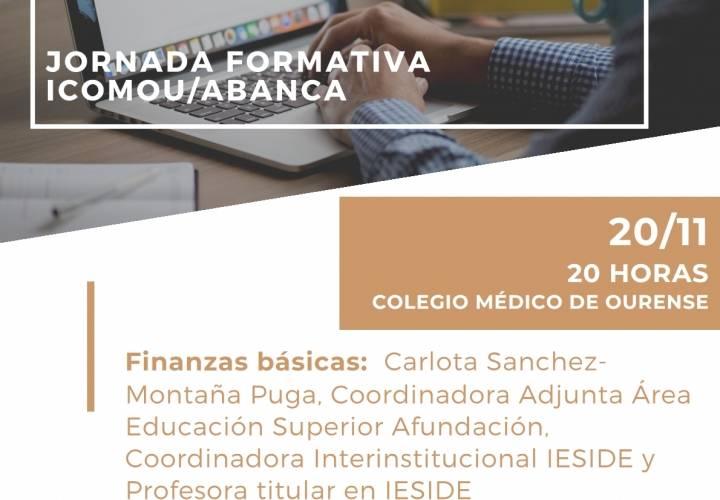 Conferencia: Médicos, Finanzas y Fiscalidad