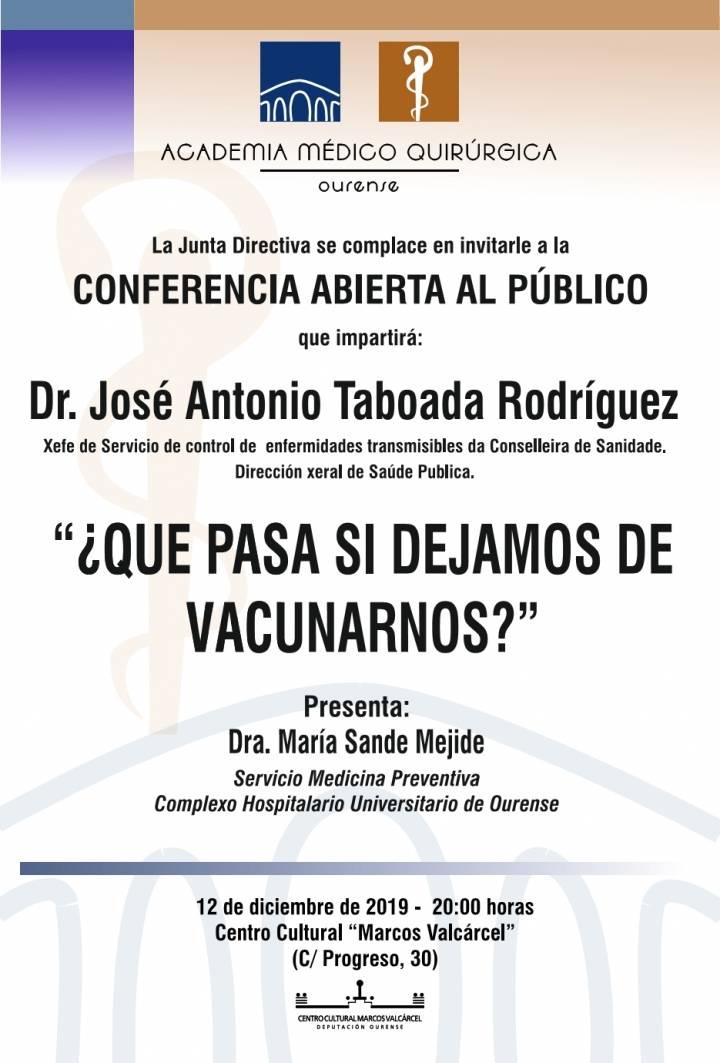 Sesión AMQ: ¿Qué pasa si dejamos de vacunarnos?