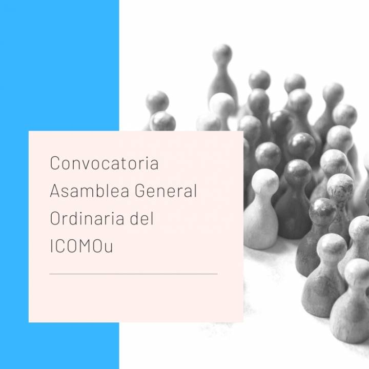 Convocatoria Asamblea 17 Diciembre 2019