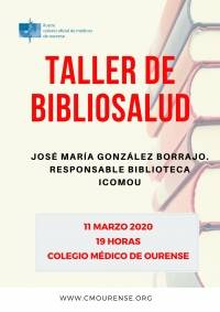 TALLER DE BIBLIOSALUD