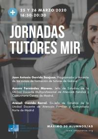 Jornadas Tutores MIR