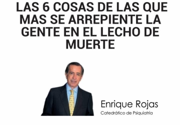 """Foro La Región: """"Las 6 cosas de las que más se arrepiente la gente en el lecho de muerte"""