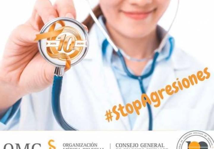 Día Europeo contra las Agresiones a Profesionales Sanitarios