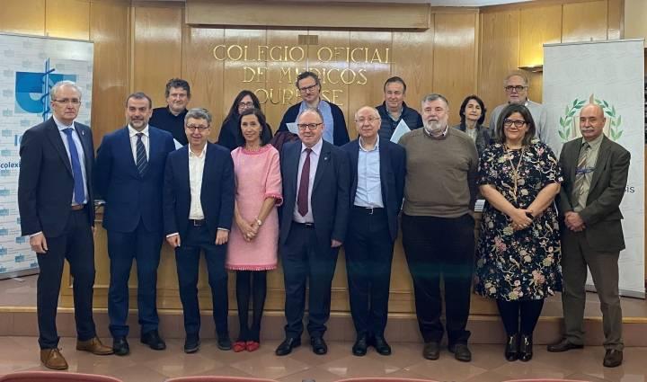 VI Jornada Autonómica P.A.I.M.E (Programa Atención Integral al Médico Enfermo) en Galicia