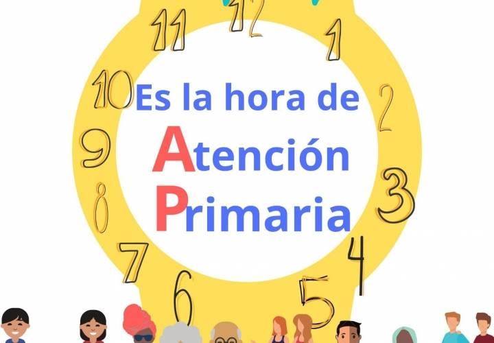 DÍA DE LA ATENCIÓN PRIMARIA (12 DE ABRIL DE 2020)