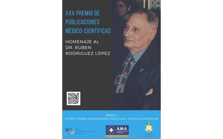 XXV Premio de Publicaciones Médico-Científicas