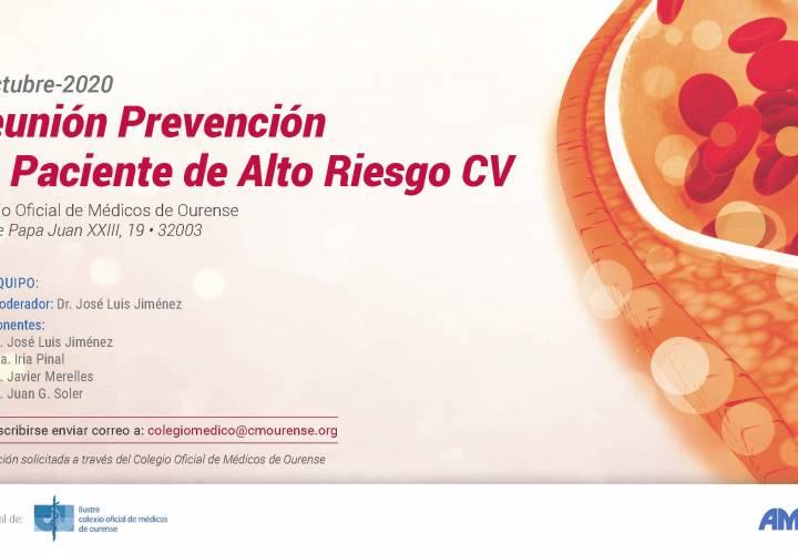 Prevención en Paciente de Alto Riesgo CV