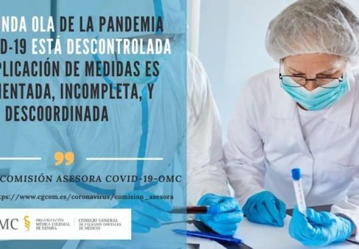 El control de la pandemia requiere de una estrategia y marco jurídico común