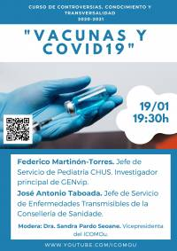 Vacunas y COVID19