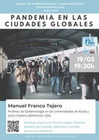 Pandemia en las ciudades globales