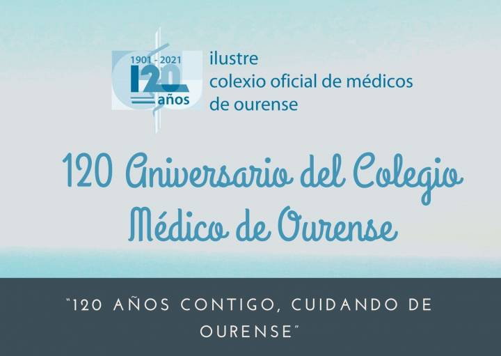 120 ANIVERSARIO DO COLEXIO MÉDICO DE OURENSE