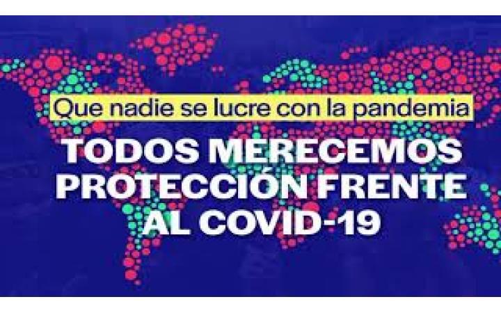 Todos merecemos protección frente al COVID19