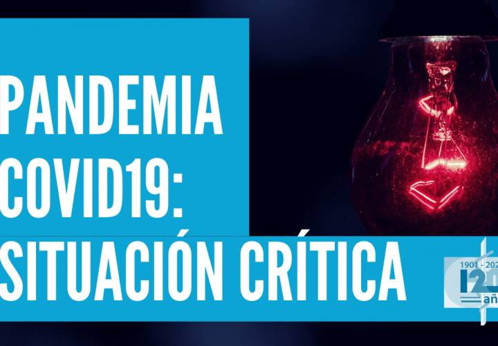 Pandemia COVID19: situación crítica. Carta abierta del Colegio de Médicos de Ourense