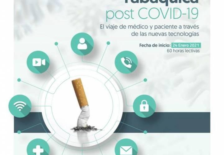 2ª edición Programa Integral de Deshabituación Tabáquica post COVID-19 de la FFOMC