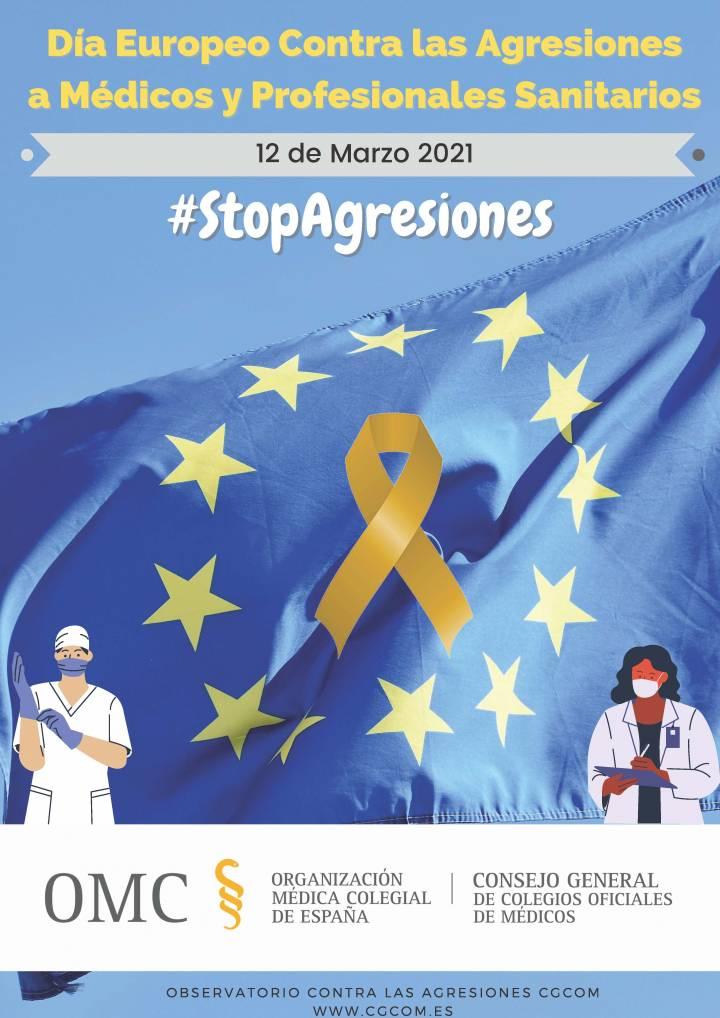 Día Europeo Contra las Agresiones a Médicos y Profesionales Sanitarios