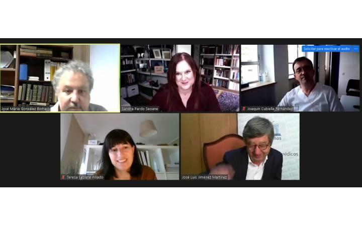 Vídeo Seminario Web: Unidad colegial de apoyo metodológico y análisis estadístico: ¿Qué hemos hecho, qué podemos hacer?