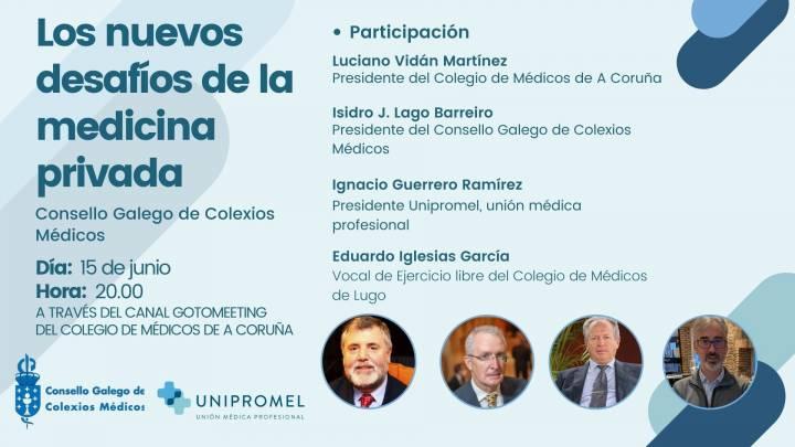 """JORNADA """"LOS NUEVOS DESAFÍOS DE LA MEDICINA PRIVADA"""""""