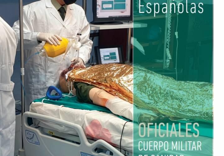 Convocatoria concurso-oposición específica de acceso al Cuerpo Militar de Sanidad.