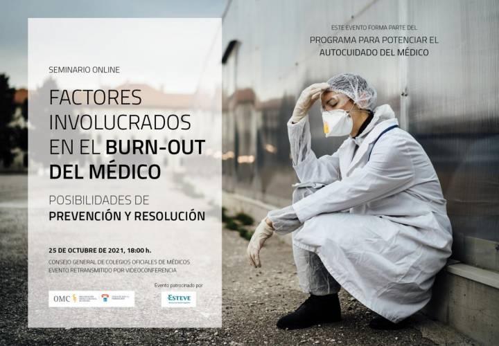 Seminario Factores involucrados en el Burnout del médico. Posibilidades de prevención y resolución
