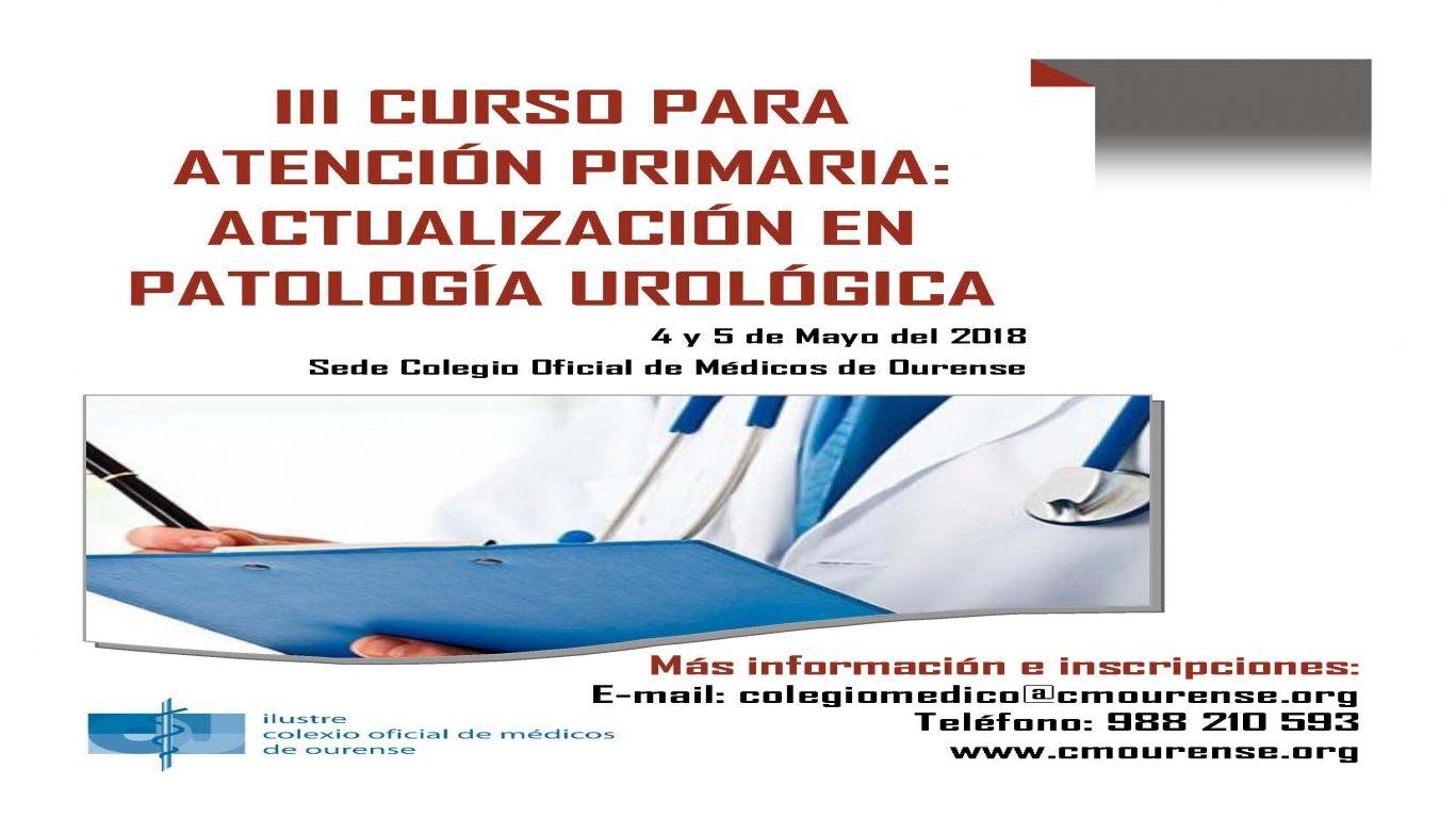 Cartel urología
